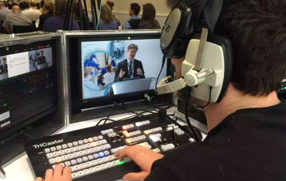 Live Filming, Streaming and Editing of Awards Ceremony