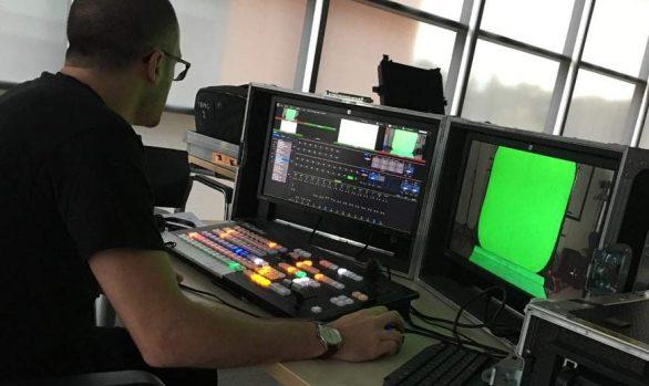 Health & Safety Video Using Custom Virtual Studio Design